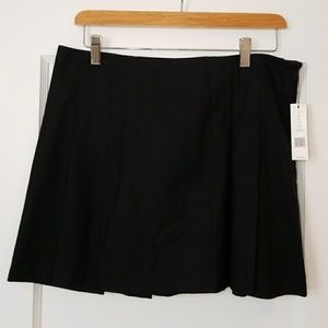NEW Theory VIVI Pleated Skirt